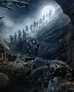 el hobbit -an-unexpected-journey-poster