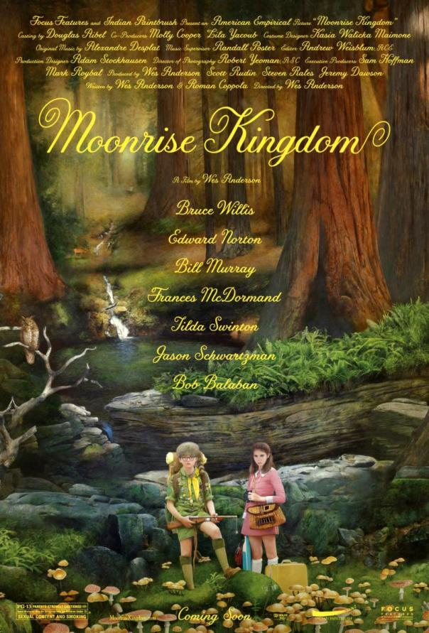 2. Moonrise Kingdom