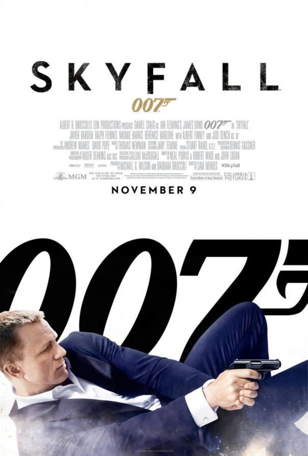 7. Skyfall