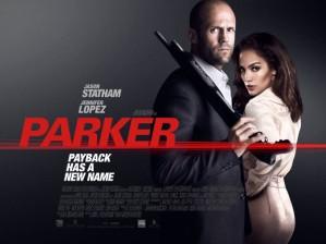 Parker-quad-poster-Jason-Statham-Jennifer-Lopez